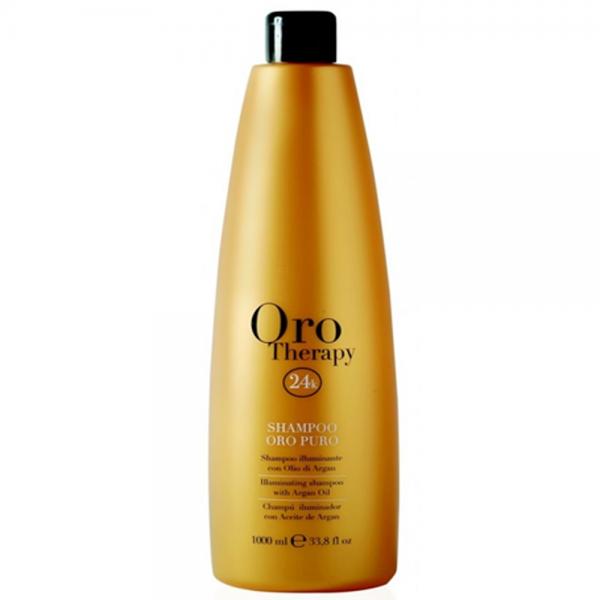 FANOLA Oro Puro Shampoo Illuminante 1000ml