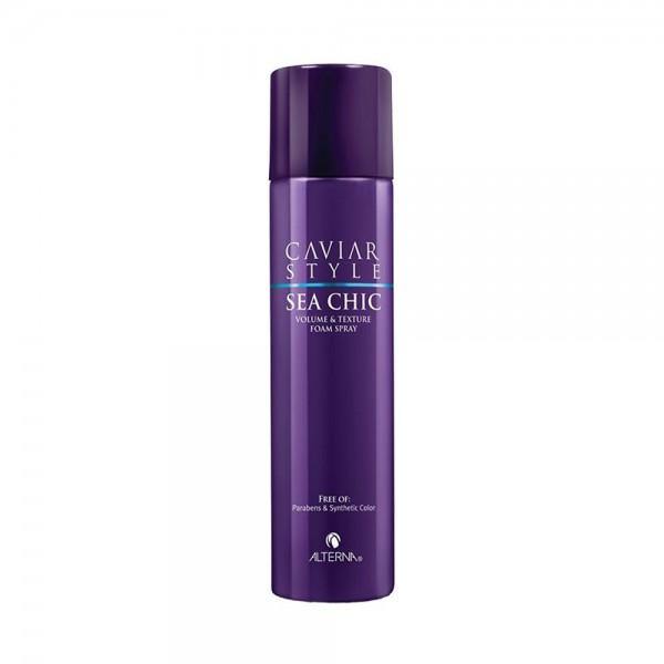 ALTERNA CAVIAR Style Sea Chic Volume & Texture Foam Spray 156g