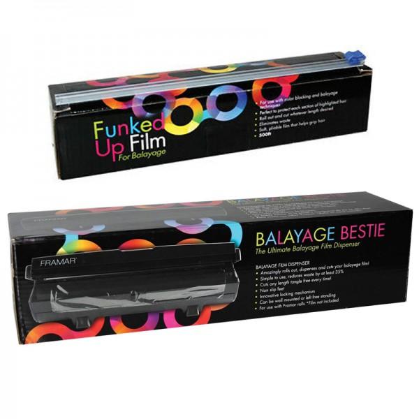 FRAMAR Balayage Bestie + Film Combo Dispenser