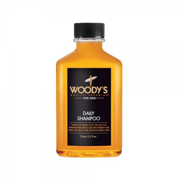 WOODY'S Daily Shampoo 75ml