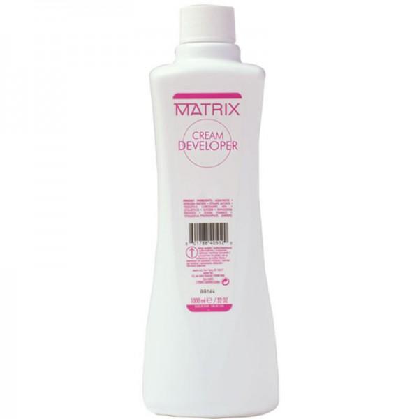 MATRIX Socolor Beauty Cream Developer 30Vol 1000ml