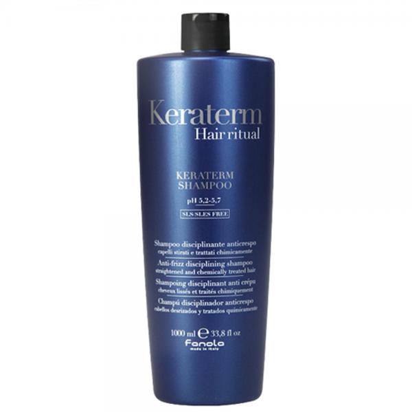 FANOLA Keraterm Shampoo Disciplinante Anticrespo 1000ml