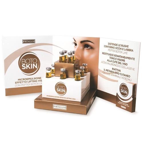 PRIMIUM Boto Skin Trattamento Antietà 12x5ml