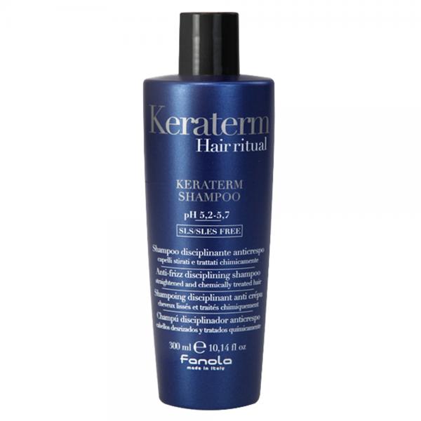 FANOLA Keraterm Shampoo Disciplinante Anticrespo 300ml