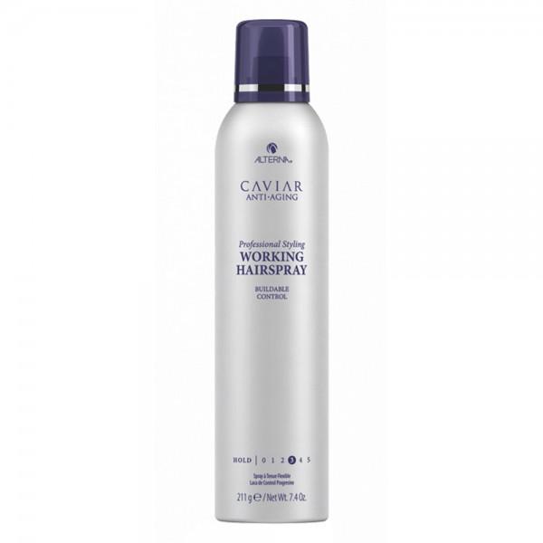ALTERNA CAVIAR Anti-Aging Working Hair Spray 211g