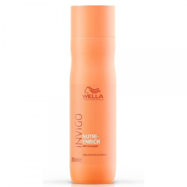 WELLA Invigo Nutri-Enrich Shampoo Nutriente 250ml