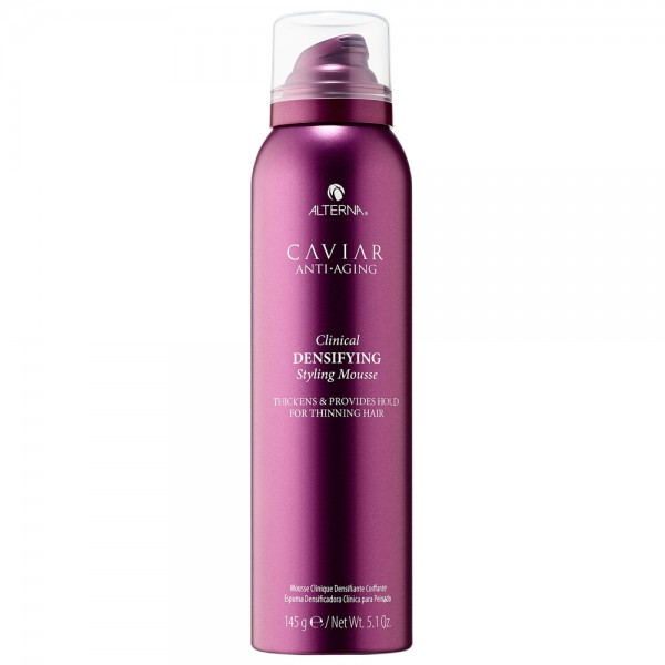 ALTERNA CAVIAR Anti-Aging Clinical Densifying Styling Mousse 145g