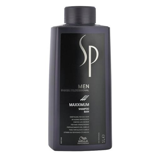 WELLA SYSTEM PROFESSIONAL Men Maxximum Shampoo Rinforzante 1000ml