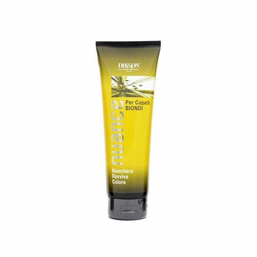 Maschera ravviva colore per capelli biondi 250 ml