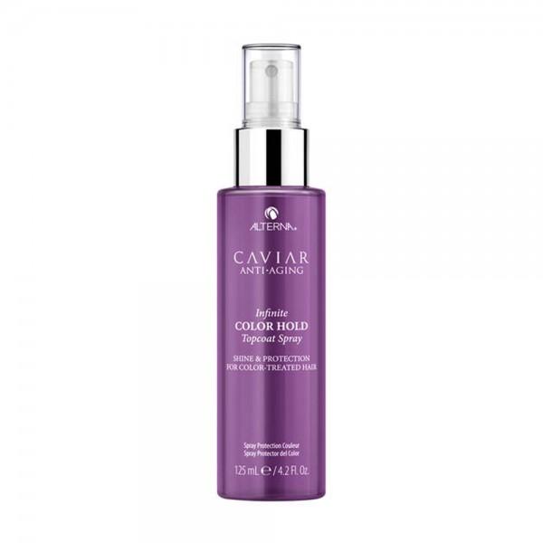 ALTERNA CAVIAR Anti-Aging Infinite Color Hold Topcoat Shine Spray 125ml