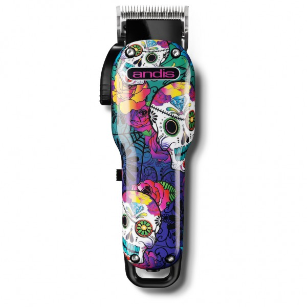 Andis Us Pro Li Cordless Sugar Skull Limited Edition Tosatrice per Capelli