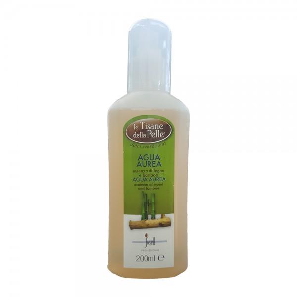 TISANE DELLA PELLE Agua Aurea Essenza Di Legno e Bamboo 200 ml