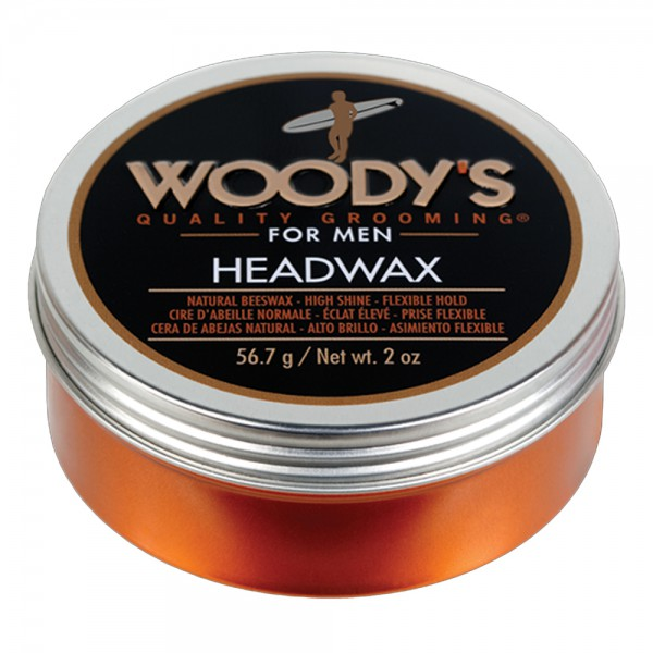 WOODY'S Headwax Cera D'api Naturale 96gr