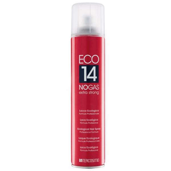 INTERCOSMO Eco 14 No Gas Extra Strong Lacca Ecologica 300ml