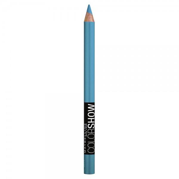MAYBELLINE NEW YORK Color Show Matita Occhi Khol n.210 Turquoise Flash