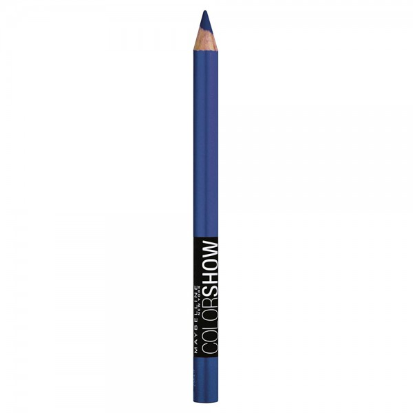 MAYBELLINE NEW YORK Color Show Matita Occhi Khol n.200 Champray Blue