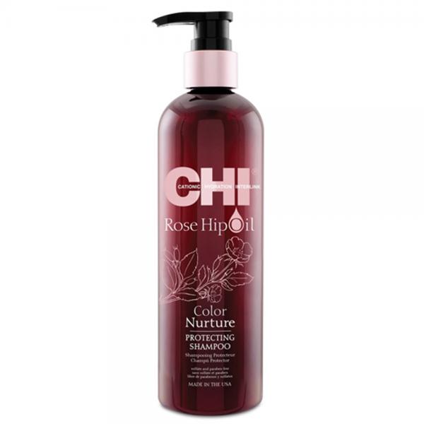 FAROUK CHI Rose Hip Oil Color Nurture Shampoo 340ml