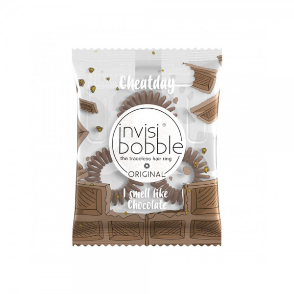 INVISIBOBBLE Cheatday Crazy for Chocolate 3pz