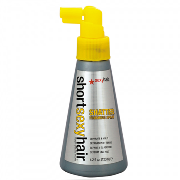 SEXY HAIR Short Sexy Hair Shatter Separate Hold 125ml