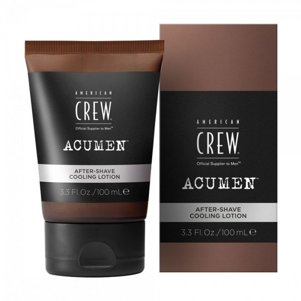AMERICAN CREW Acumen After Shave Cooling Lotion 100ml