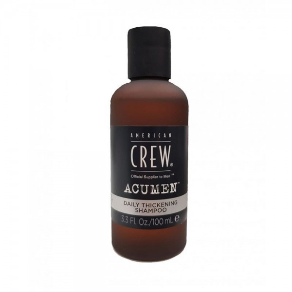 AMERICAN CREW Acumen Daily Thickening Shampoo 100ml