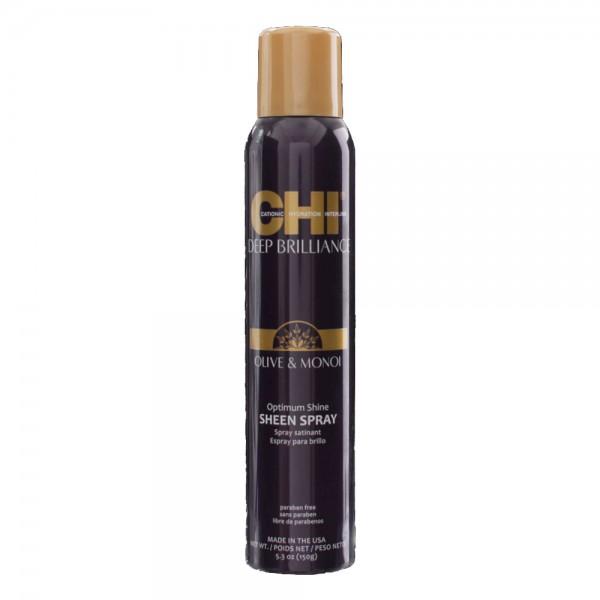 FAROUK CHI Deep Brilliance Olive&Monoi Sheen Spray 150g