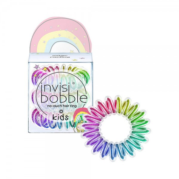 INVISIBOBBLE Kids Rainbow 3pz