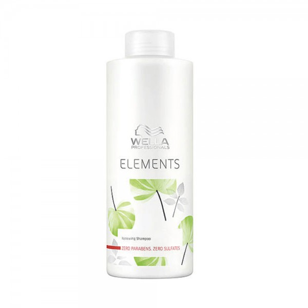 WELLA Elements Shampoo Rigenerante 1000ml