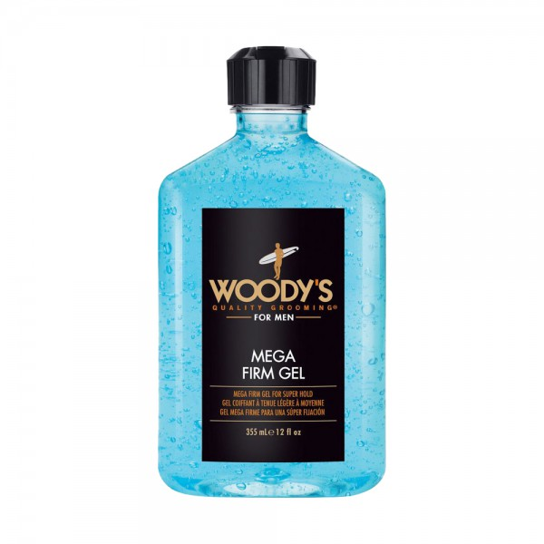 WOODY'S Mega Firm Gel 355ml