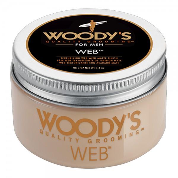WOODY'S Web Pasta Opaca 96gr