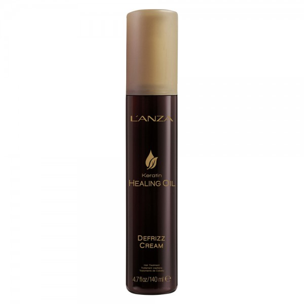 L'ANZA Keratin Healing Oil Defrizz Cream 140ml